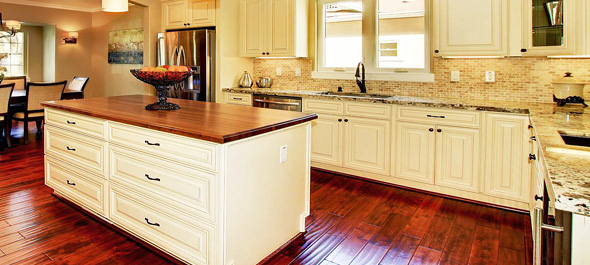 Rta cream maple glaze stylish kitchen cabinets - How to glaze kitchen cabinets cream ...