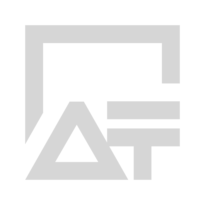 Charleston White Door Sample