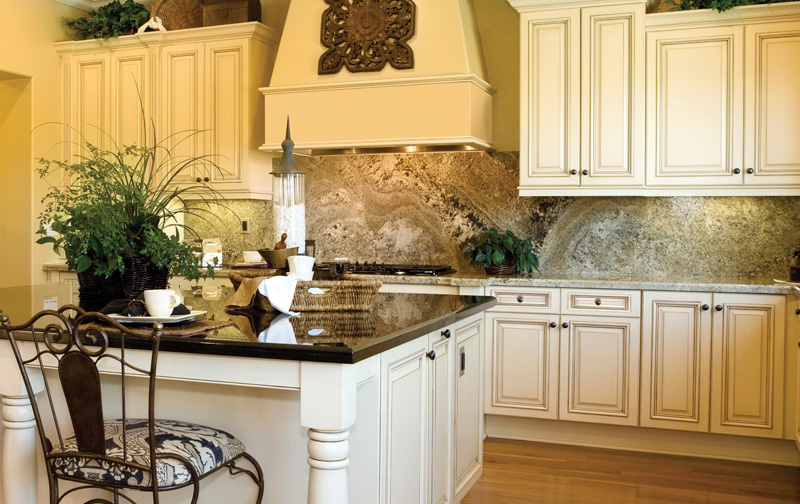 Cream Colored Kitchen Cabinets Classy Of Cream Color Kitchen Cabinets Images